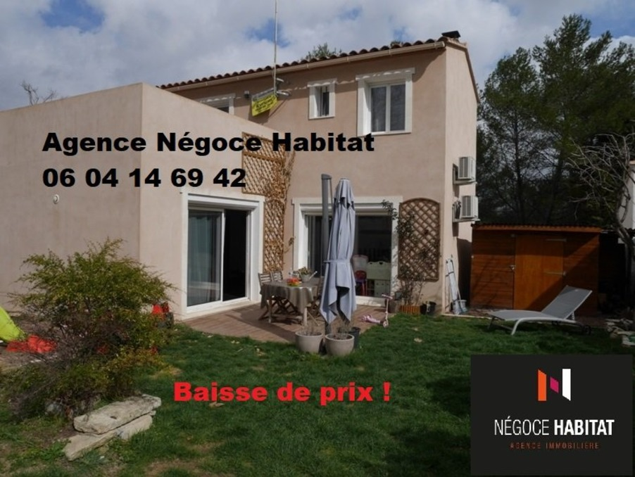 Achat maison 4 chambres sommieres 130 m 172000 for Maison sommieres