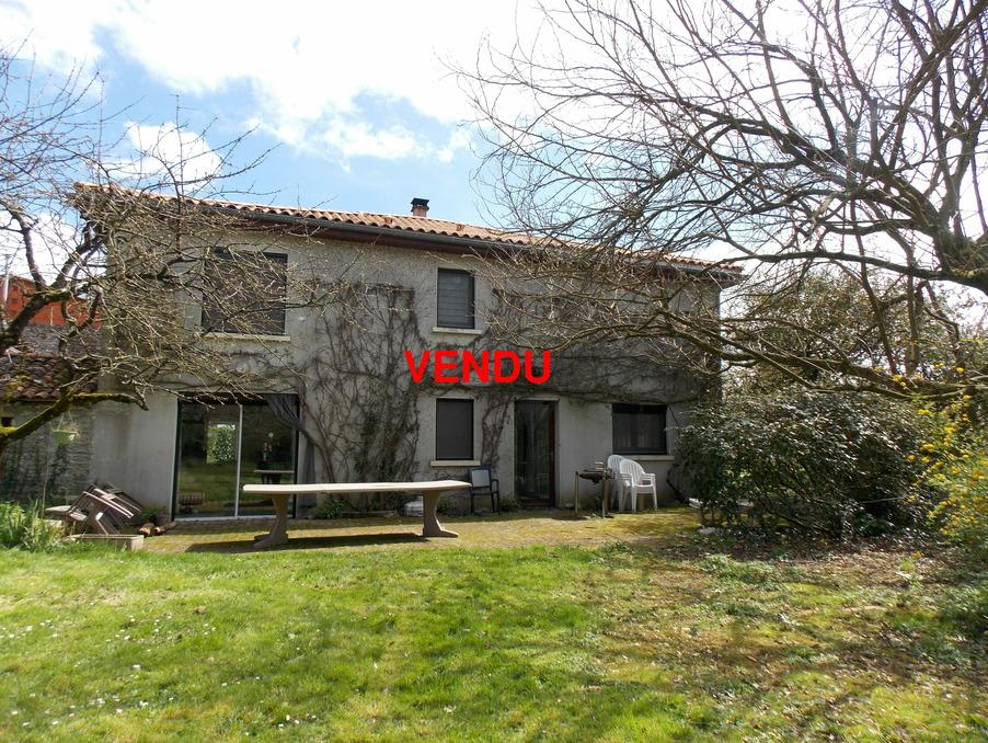 Vente Maison Chasseneuil sur bonnieure  123 050 €