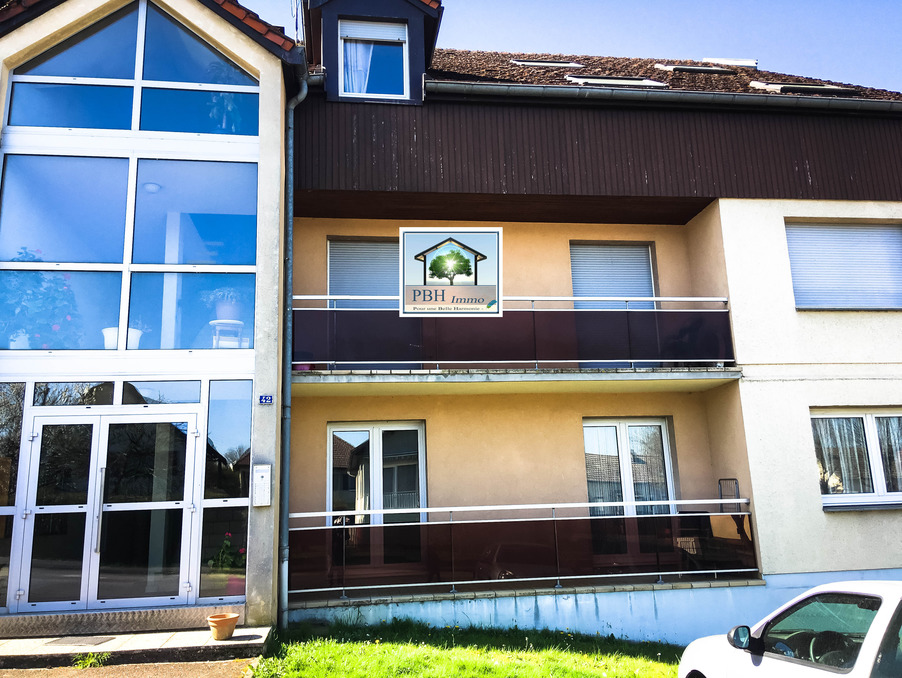 Vente Appartement Montbeliard 60 000 €