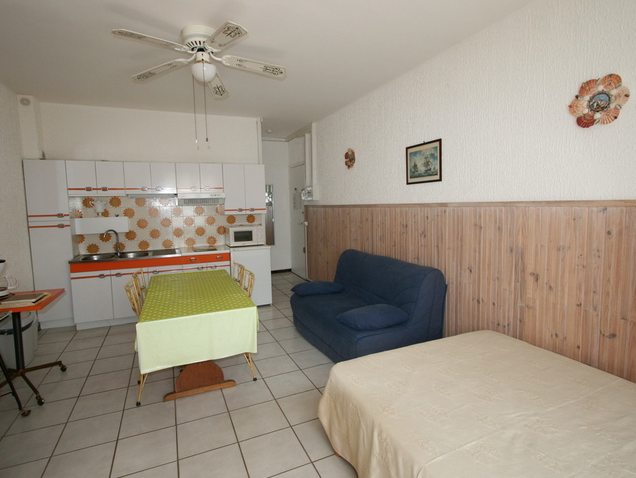 Vente Appartement VALRAS PLAGE 59 000 €