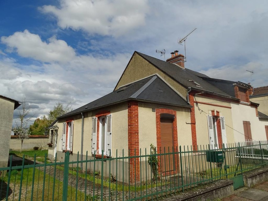 Vente Maison CHALETTE-SUR-LOING  114 900 €