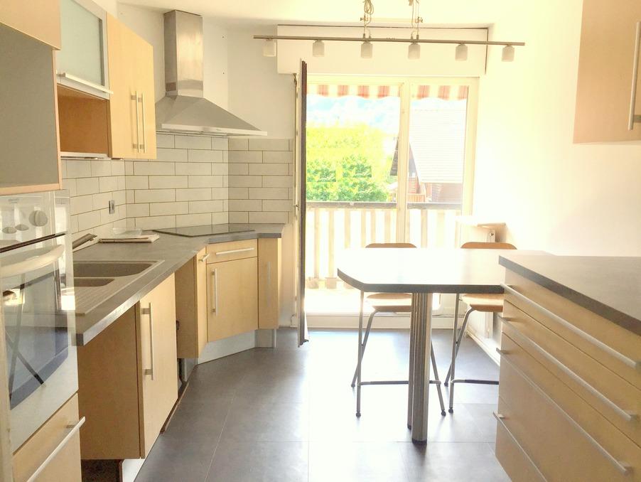 Vente Appartement  3 chambres  SALLANCHES  225 000 €