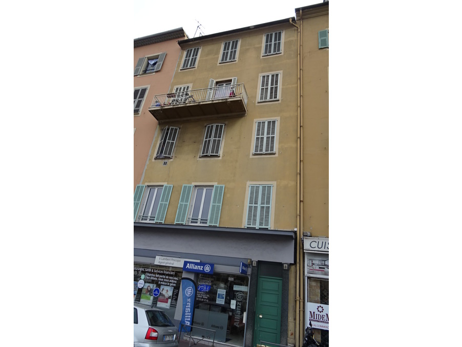 Vente Appartement  1 chambre  NICE  139 000 €