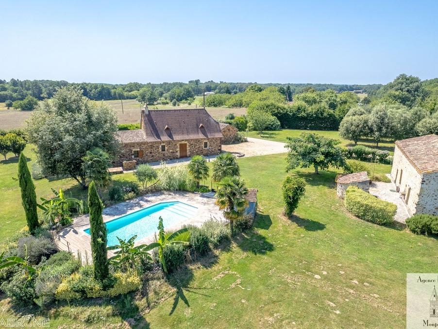 Vente Maison  avec jardin  Monpazier  756 000 €