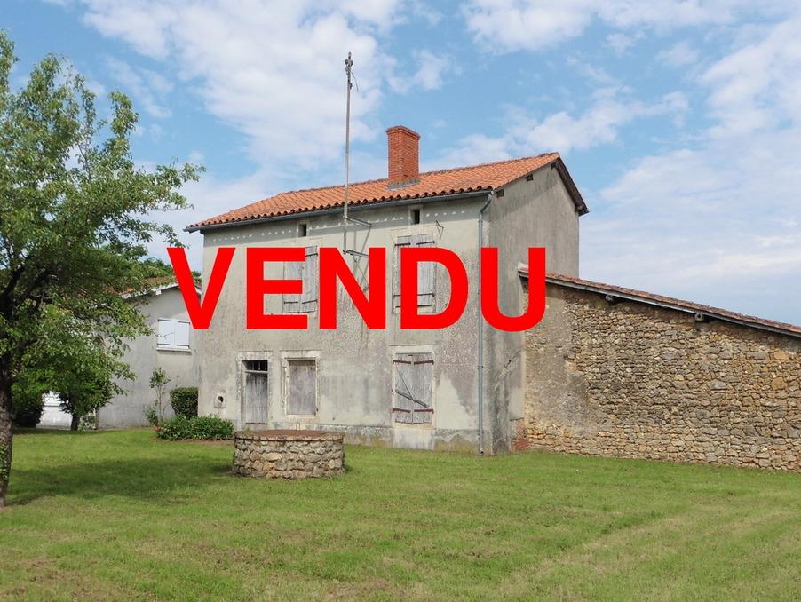 Vente Maison SUAUX 28 000 €