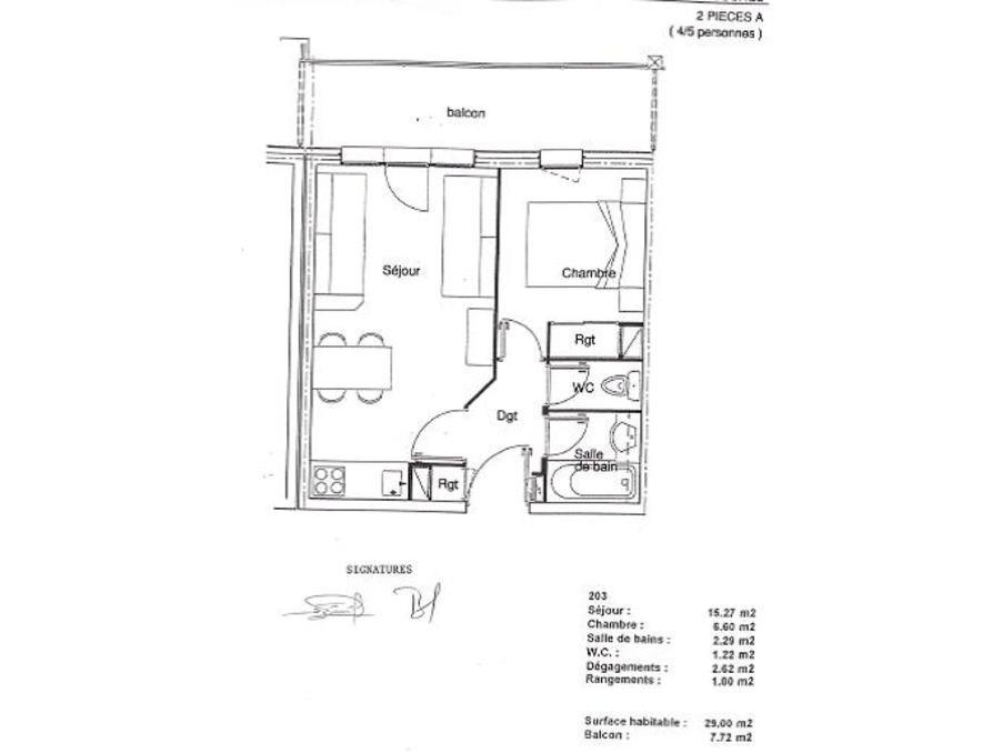 Vente Appartement Bellentre 9
