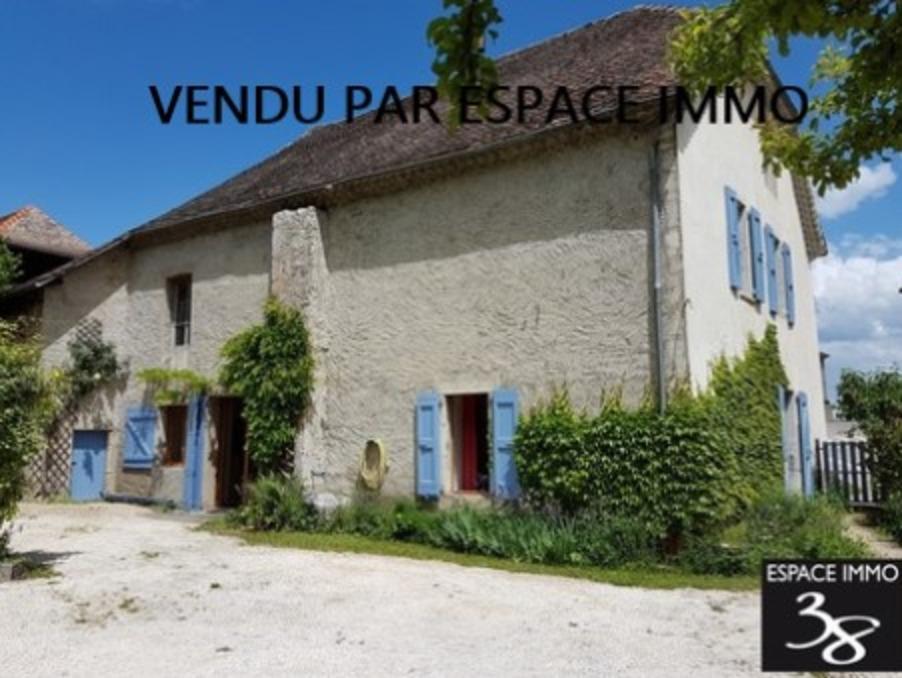 Vente Maison ST MARTIN DE CLELLES  235 000 €