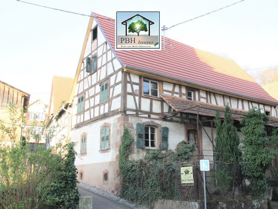 Vente Maison Niederbronn les bains 62 000 €