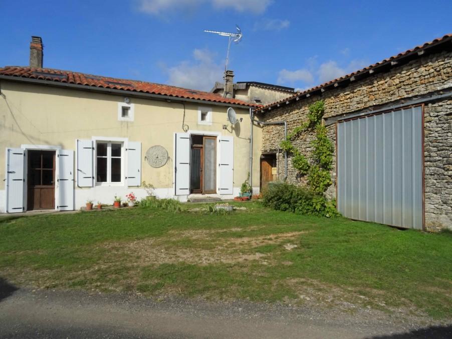Vente Maison Chasseneuil sur bonnieure  119 840 €