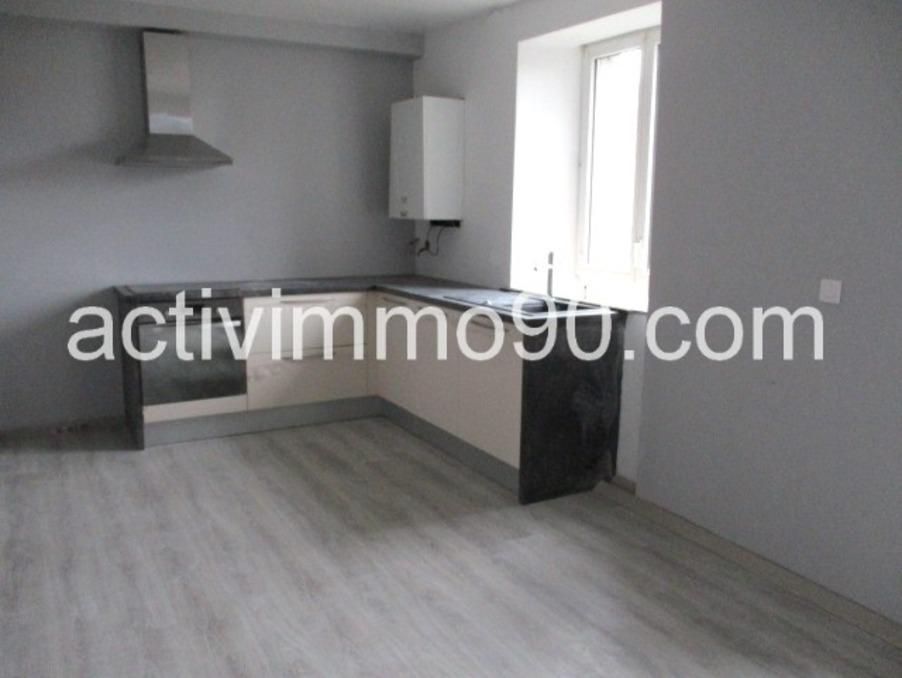 Vente Appartement  2 chambres  BELFORT 85 000 €