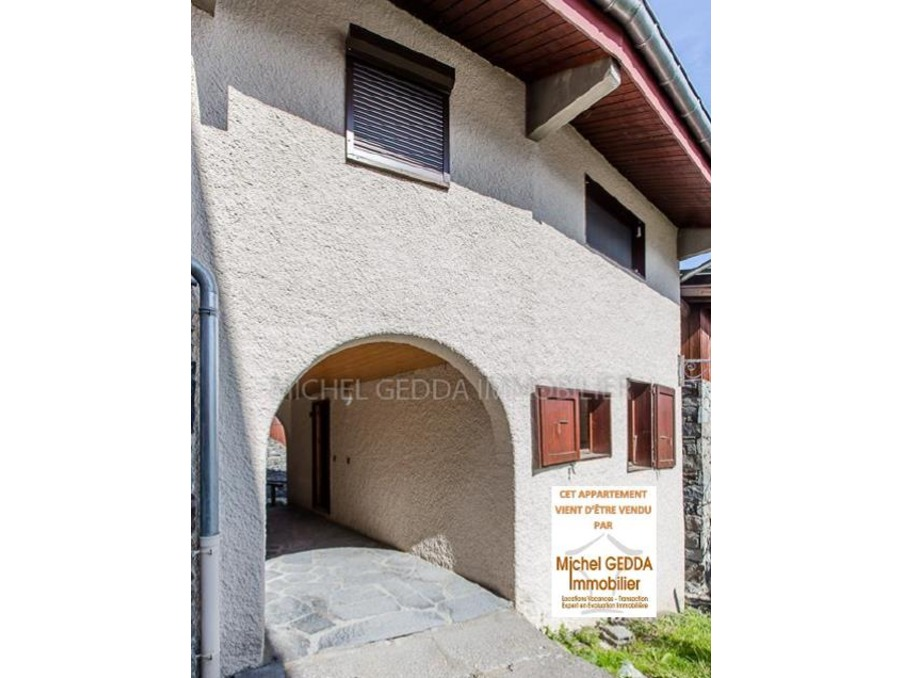 Vente Appartement BELLENTRE 66 000 €