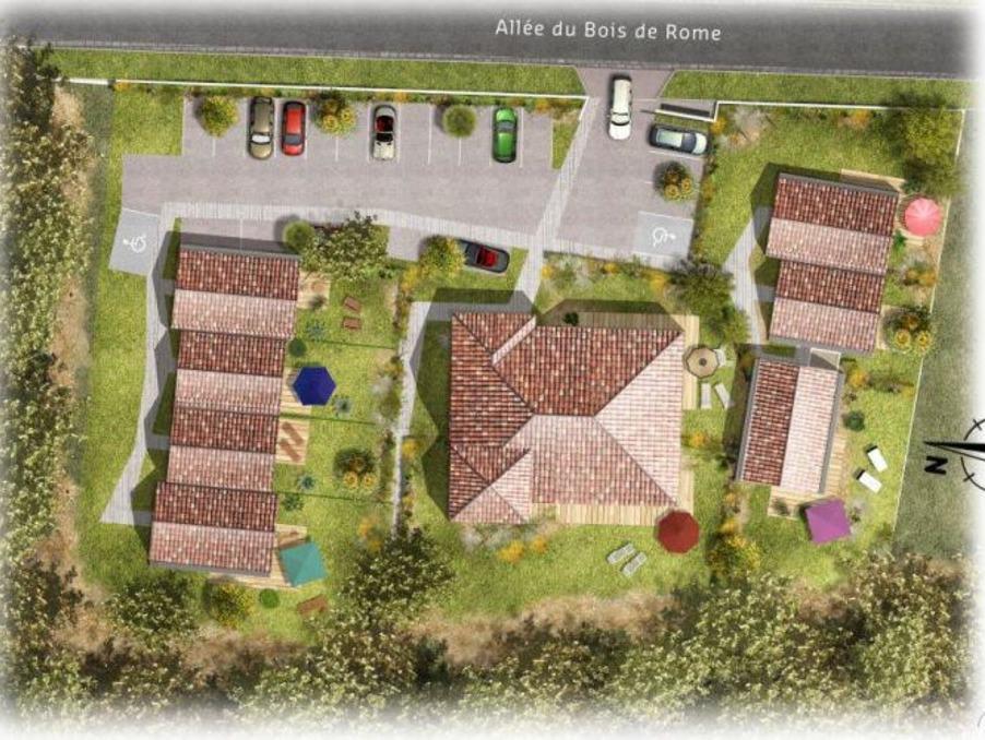 Vente appartement neuf LA TESTE-DE-BUCH  407 360 €