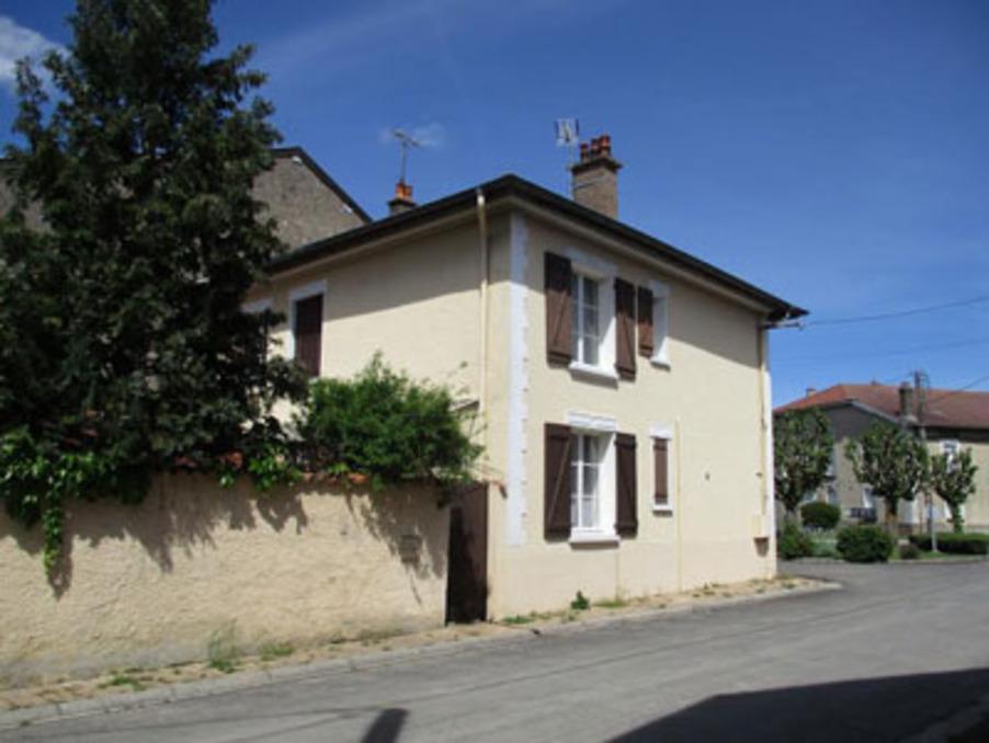 Vente Maison  SIVRY SUR MEUSE  110 000 €