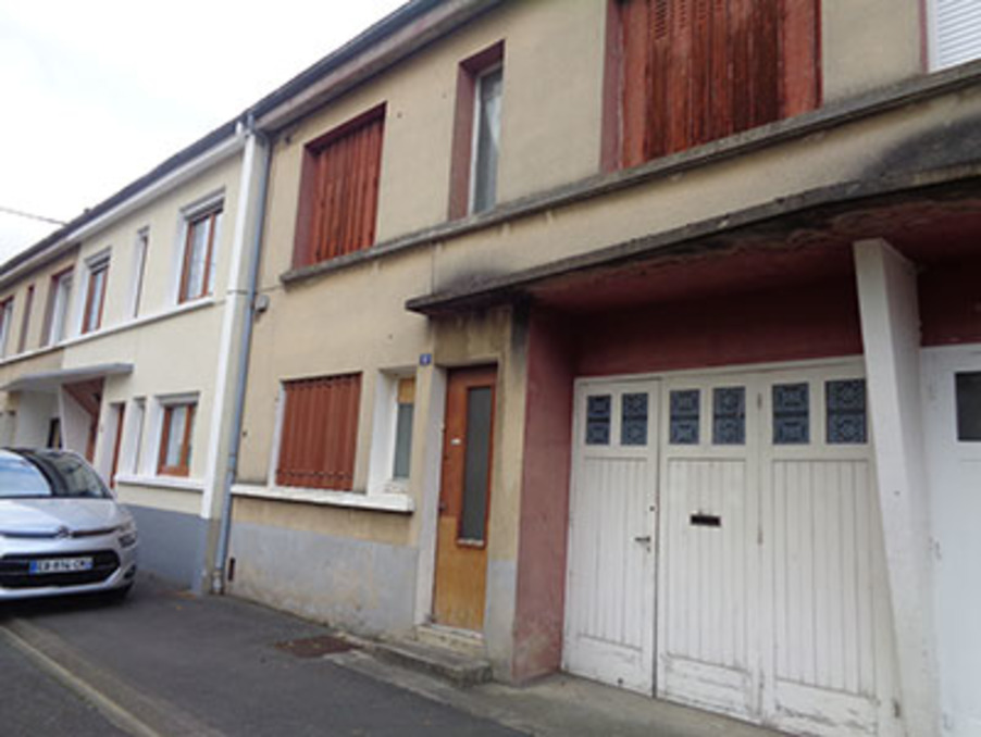 Vente Maison STENAY 59 400 €