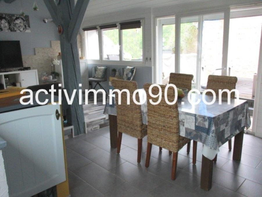 Vente Appartement  avec cave  BELFORT  169 500 €