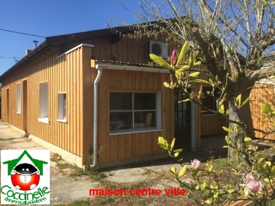 Vente Maison  2 chambres  GUJAN MESTRAS  360 000 €