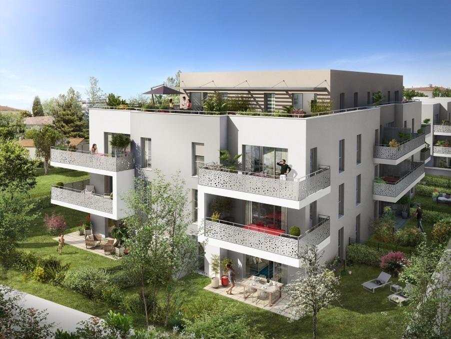Vente appartement neuf MONTPELLIER  169 000 €