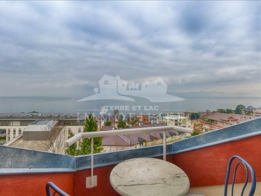 Vente Appartement  3 chambres  EVIAN LES BAINS  450 000 €