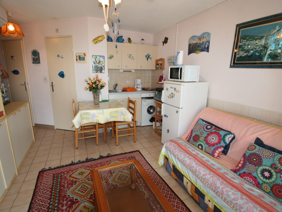 Vente Appartement VALRAS PLAGE 84 000 €