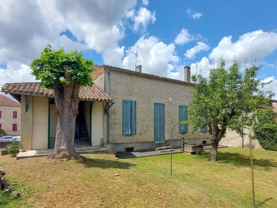Vente Maison MIRAMONT DE GUYENNE  119 000 €