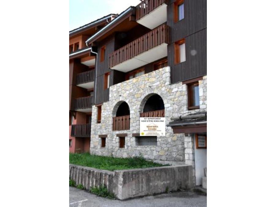 Vente Appartement BELLENTRE 79 000 €