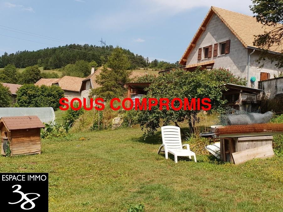 Vente Maison  avec jardin  St sebastien  220 000 €