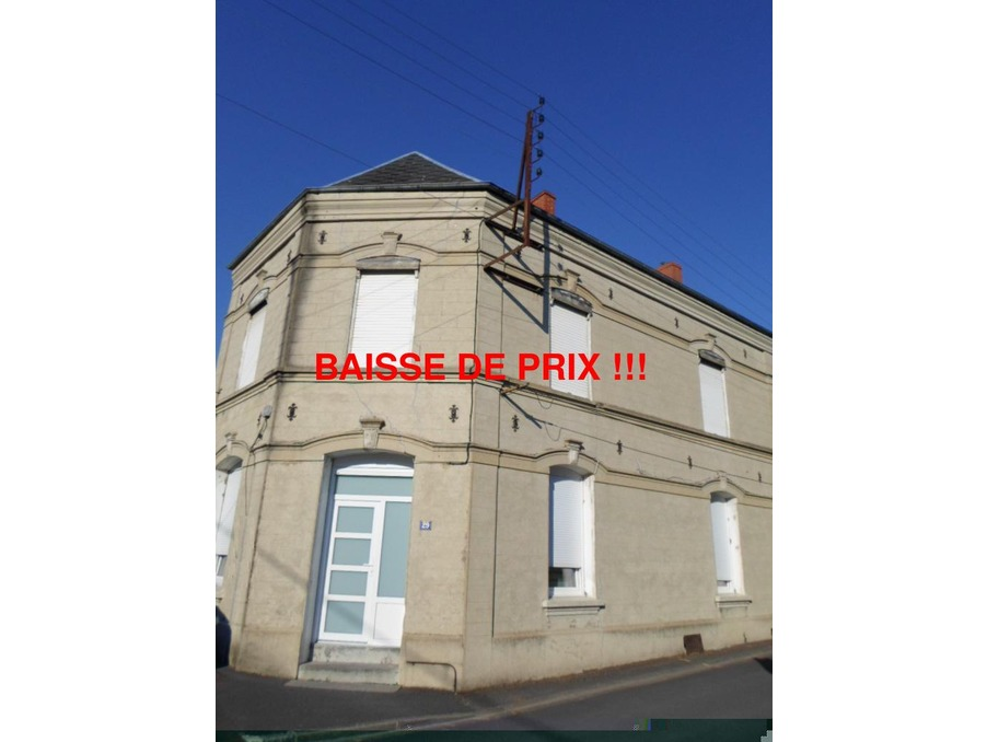 Vente Maison BERLAIMONT  124 500 €