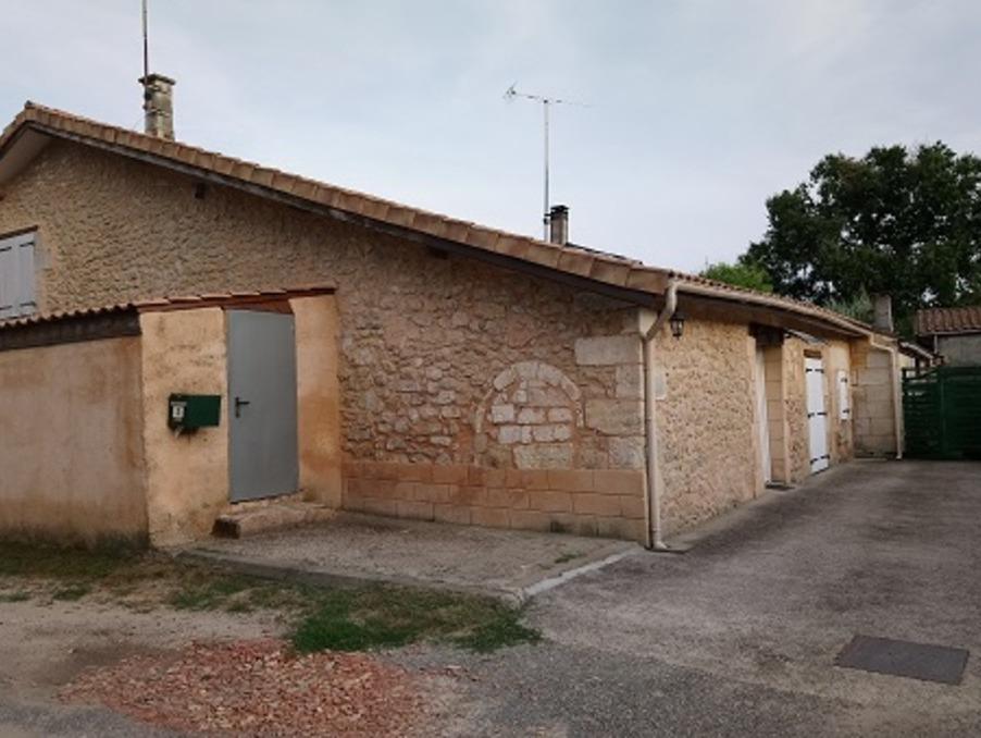 Vente Maison  avec jardin  VILLEGOUGE  174 900 €