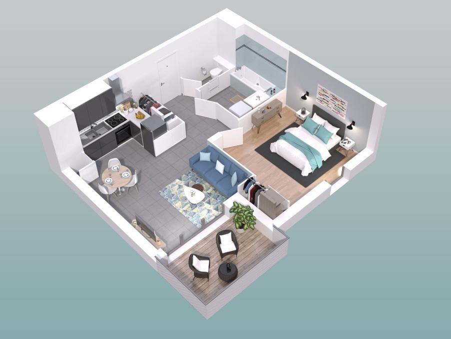 Vente Appartement LYON 5EME ARRONDISSEMENT 2