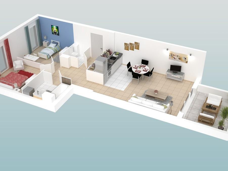 Vente Appartement  avec parking  FRANCHEVILLE  204 000 €