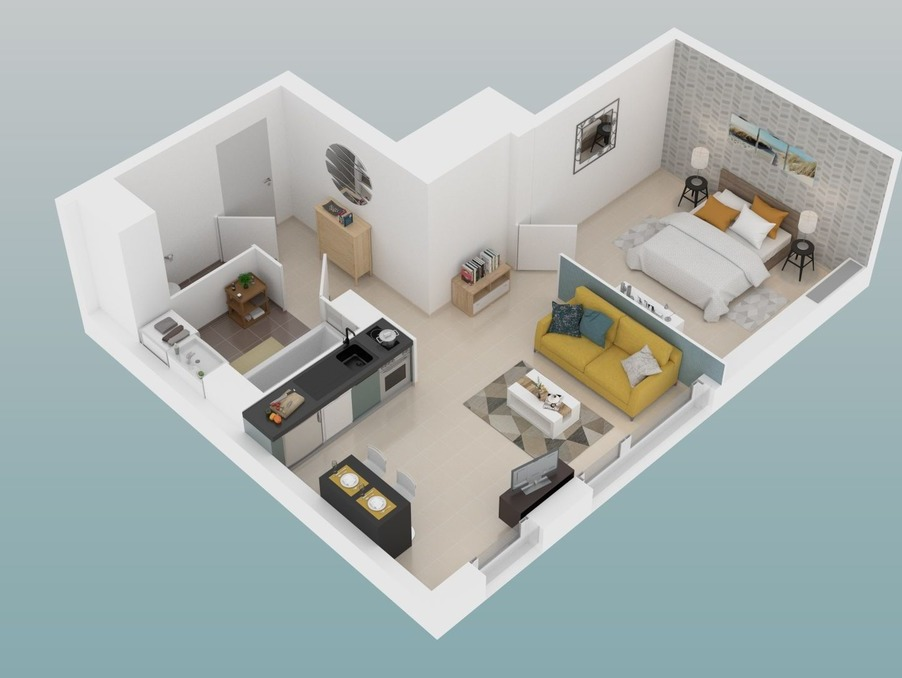 Vente Appartement FRANCHEVILLE  208 000 €