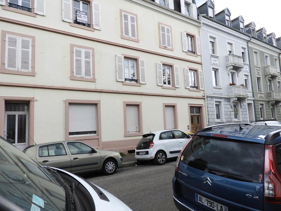 Vente Appartement MULHOUSE 55 000 €
