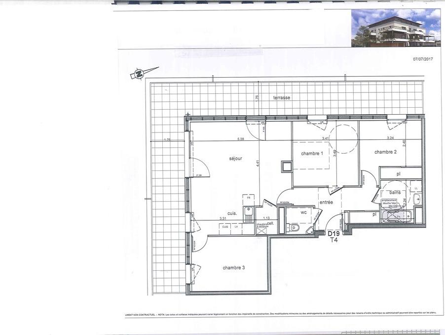 Vente appartement neuf GUICHEN  212 236 €
