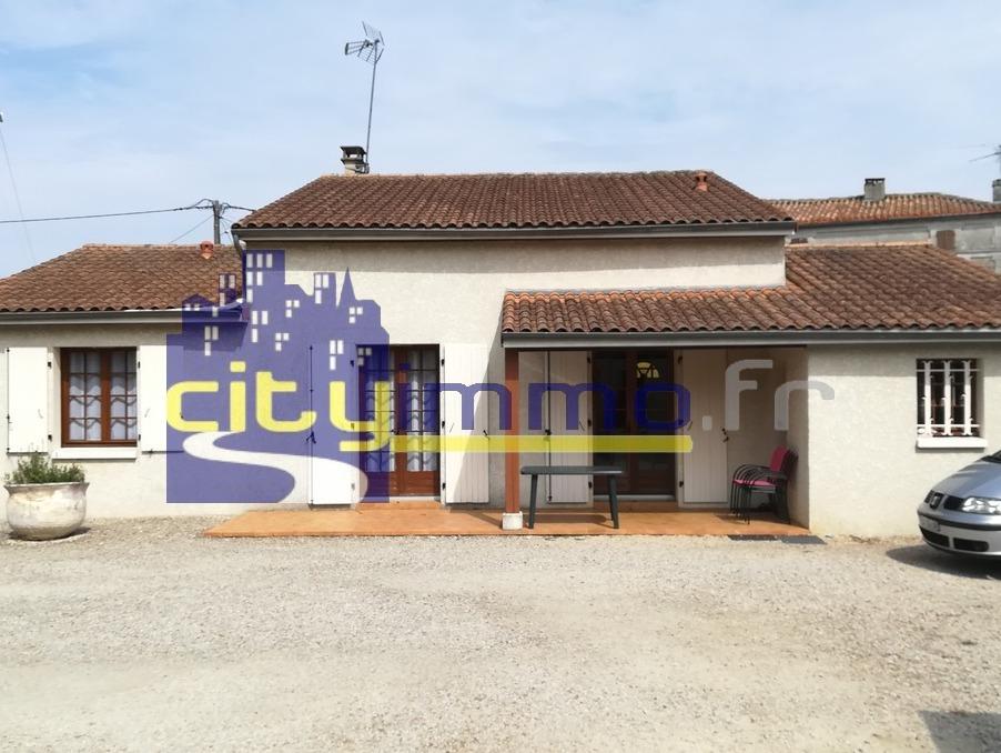 Vente Maison MAGNAC SUR TOUVRE  250 000 €