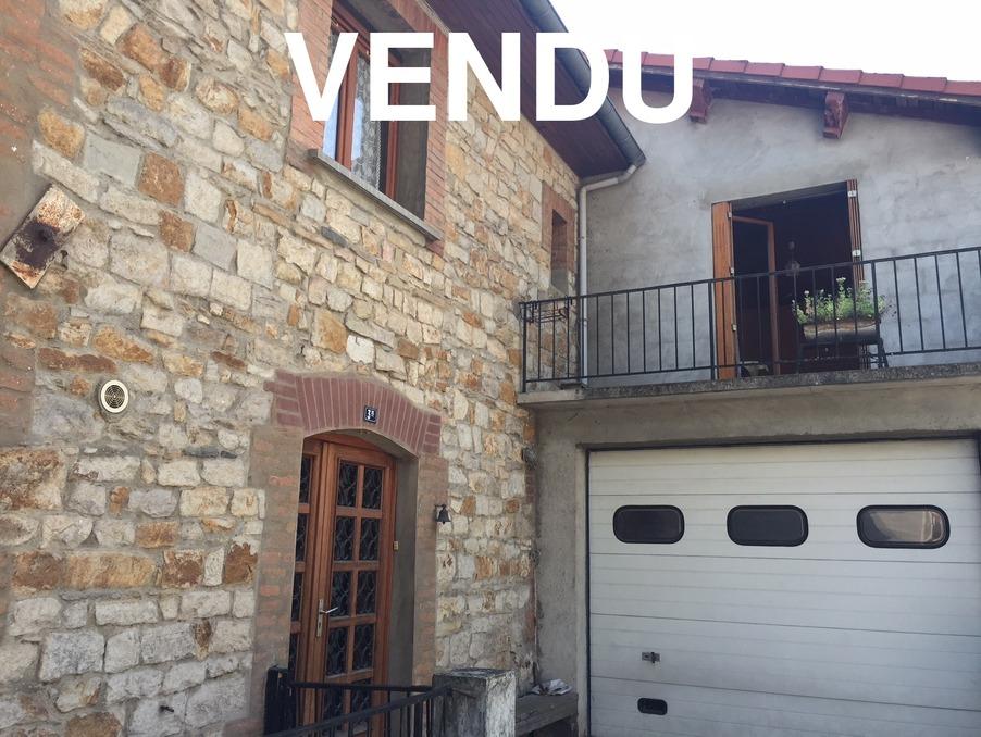 Vente Maison ST CHAMOND  124 000 €