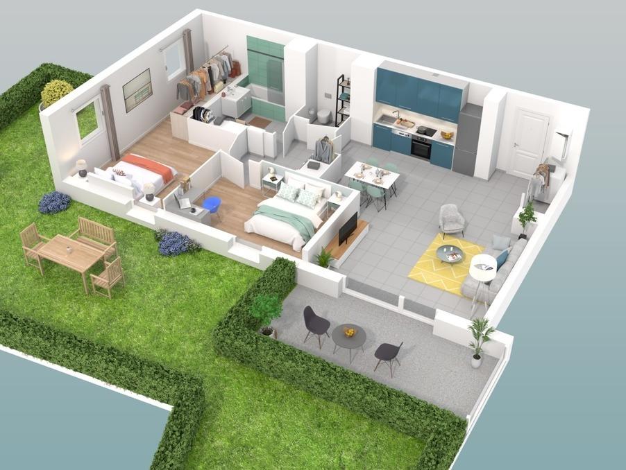 Vente Appartement VILLEURBANNE  370 000 €