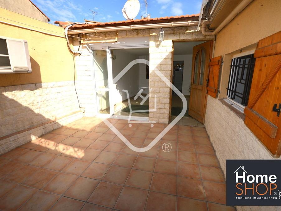 Vente Maison  avec terrasse  MARSEILLE 15EME ARRONDISSEMENT  160 000 €