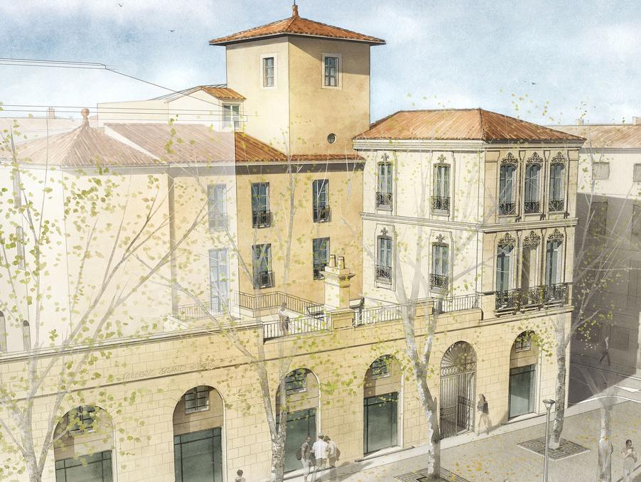 Vente appartement neuf NIMES 82 000 €