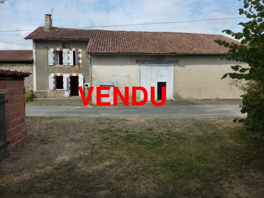 Vente Maison Chasseneuil sur bonnieure 39 500 €