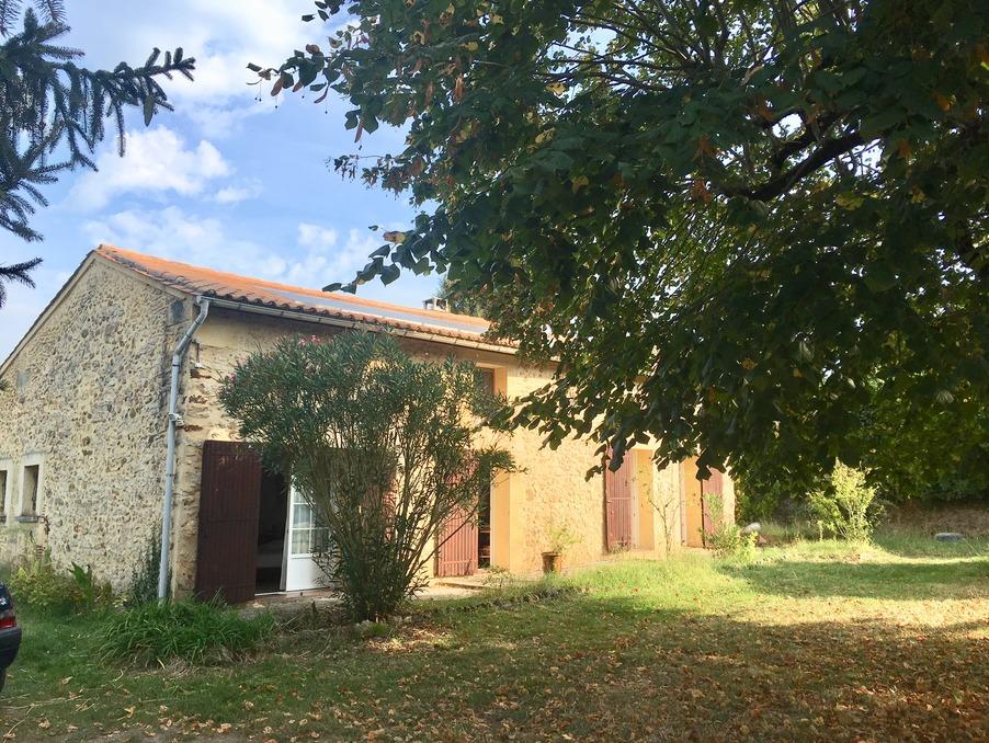 Vente Maison  avec jardin  ST SAUVEUR  284 999 €