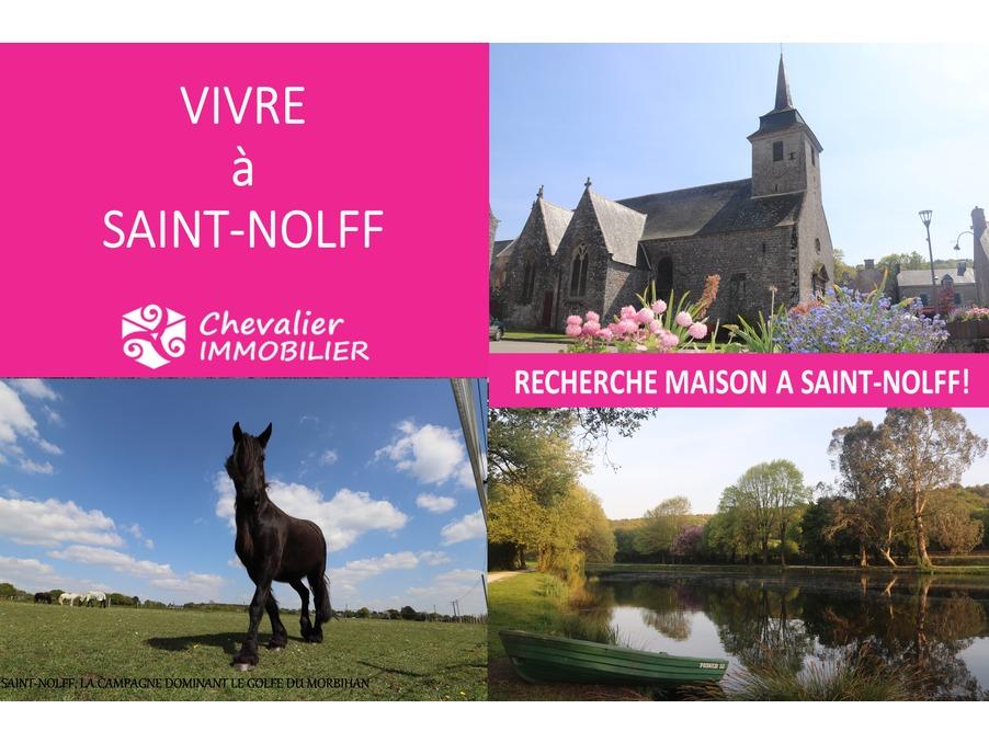 Vente Maison ST NOLFF  170 000 €