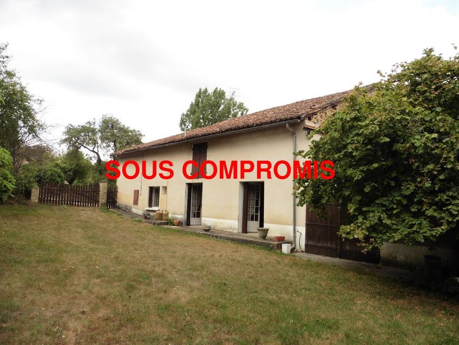 Vente Maison BEAULIEU SUR SONNETTE 61 000 €