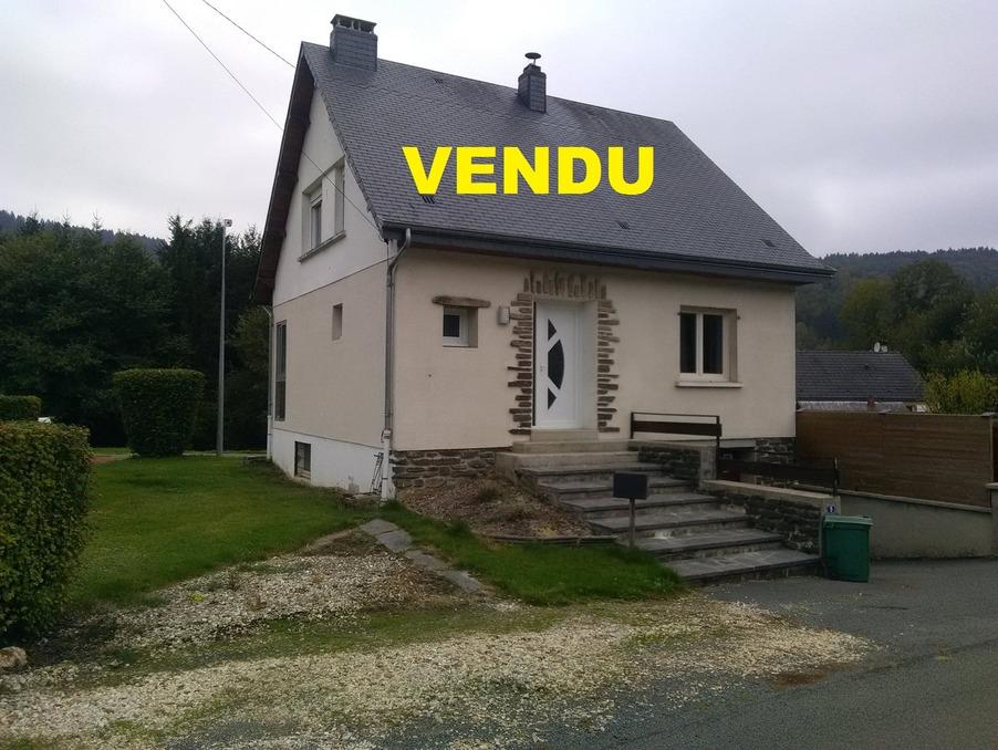 Vente Maison  séjour 30 m²  Les hautes rivieres  124 000 €
