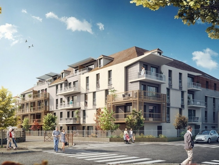 Vente appartement neuf POISSY  385 000 €