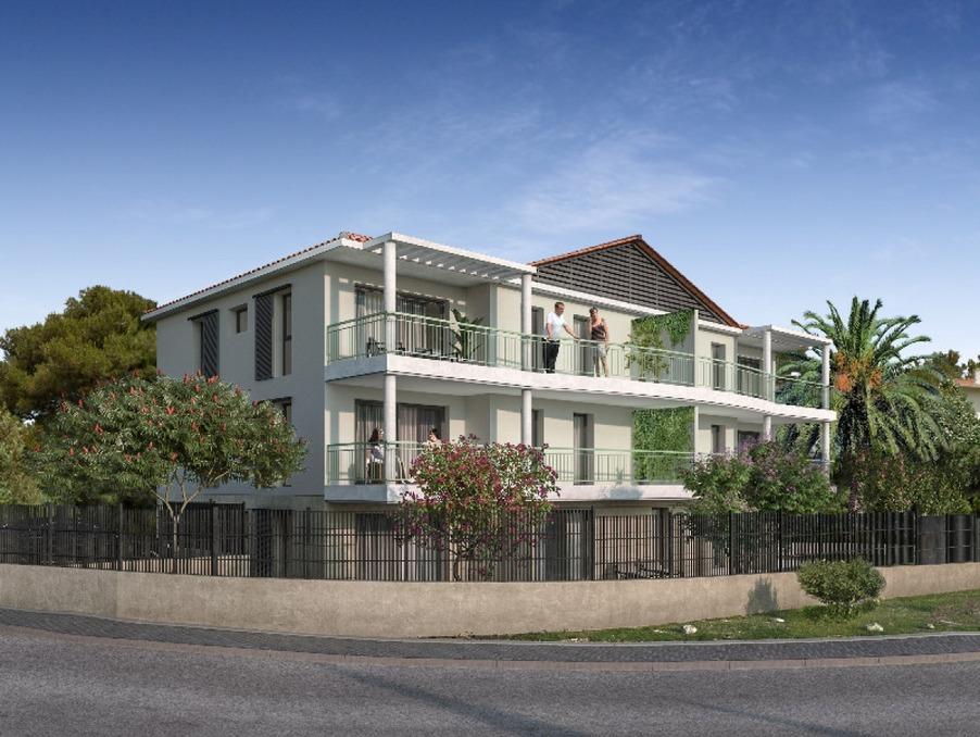 Vente appartement neuf ST RAPHAEL  473 300 €