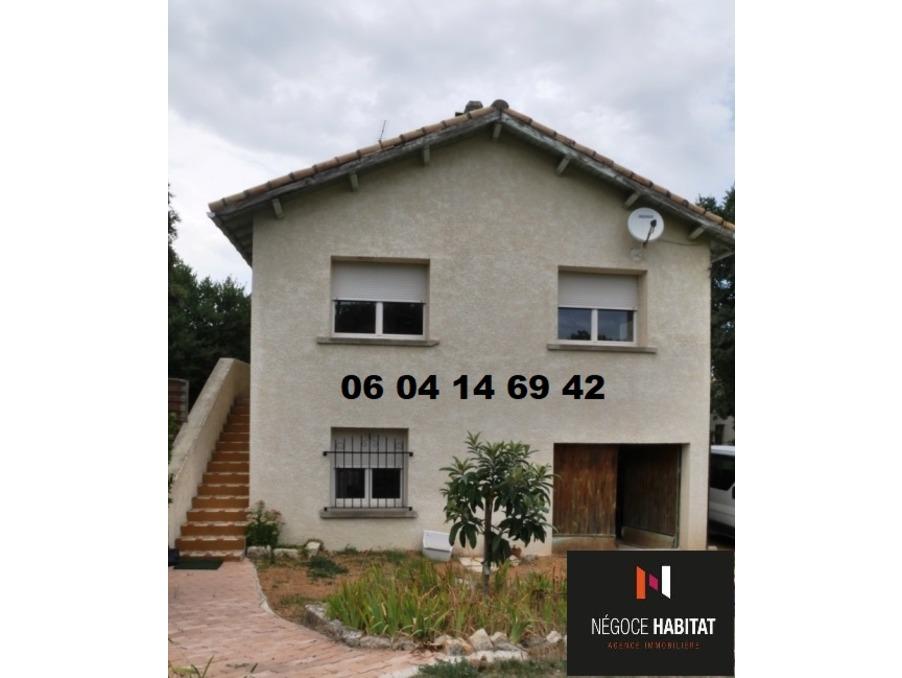 Vente Maison  avec jardin  Castries  292 000 €