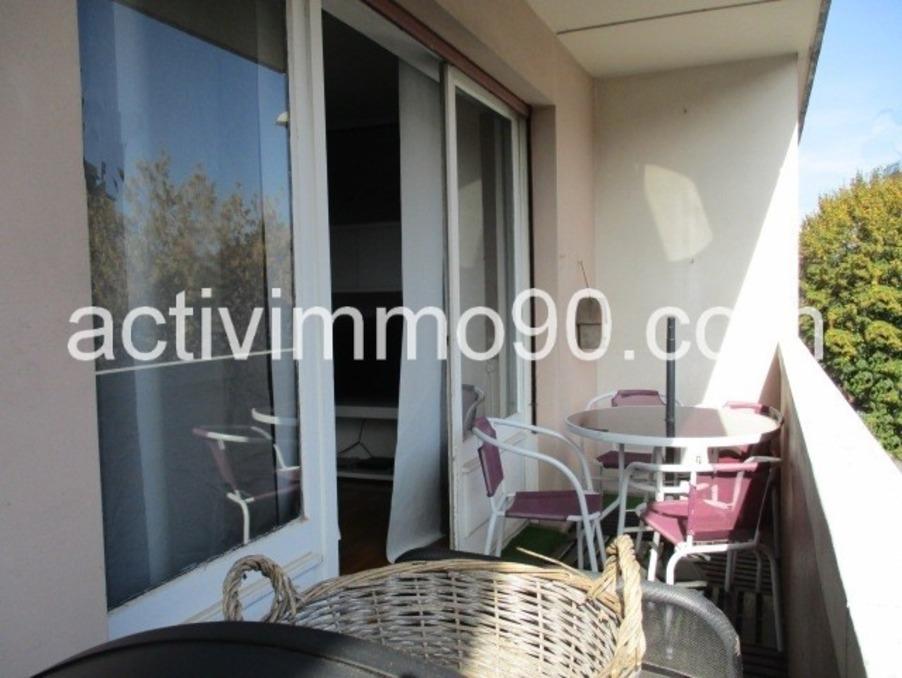Vente Appartement  avec cave  BELFORT  120 000 €