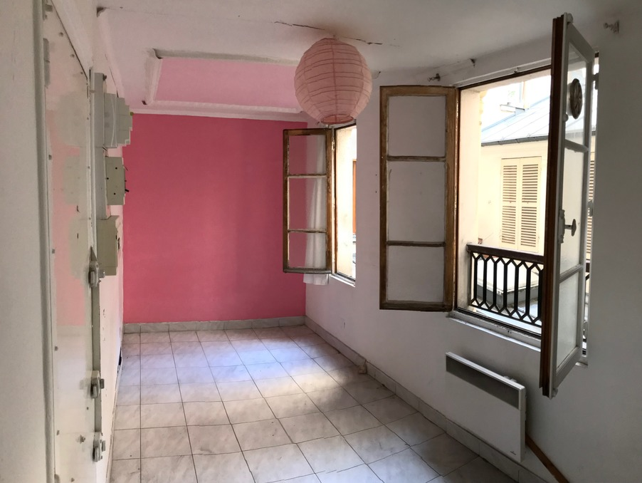Vente Appartement  studio  PARIS 3EME ARRONDISSEMENT  165 000 €