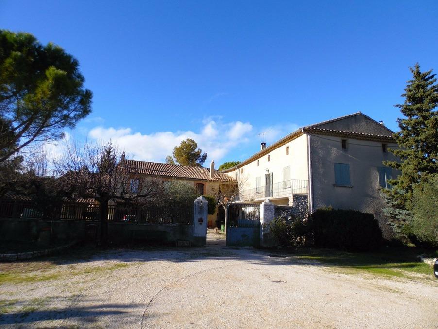 Vente Maison Montaren et st mediers 2 100 000 €