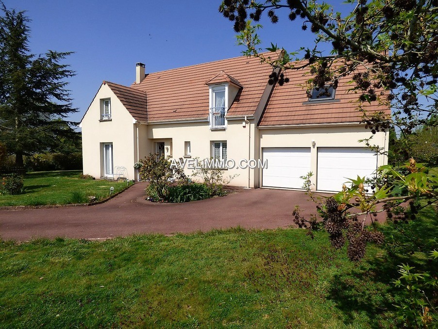 Vente Maison ORGERUS  449 000 €